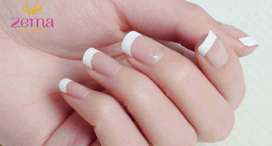 Nổi bật với kiểu nail sơn French đẹp thanh lịch và tao nhã