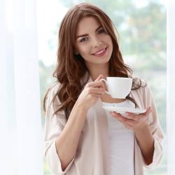 Uống trà thanh nhiệt giải độc